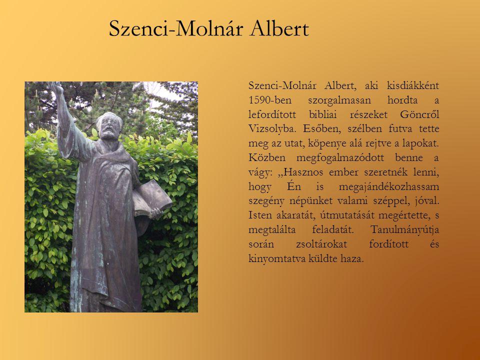 Szenci-Molnár Albert