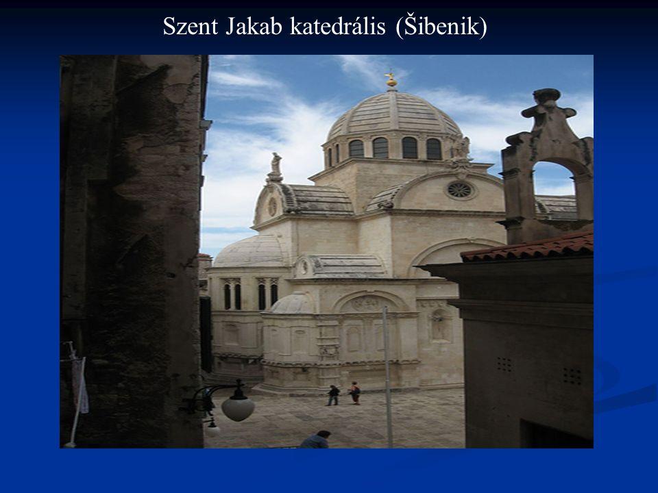 Szent Jakab katedrális (Šibenik)