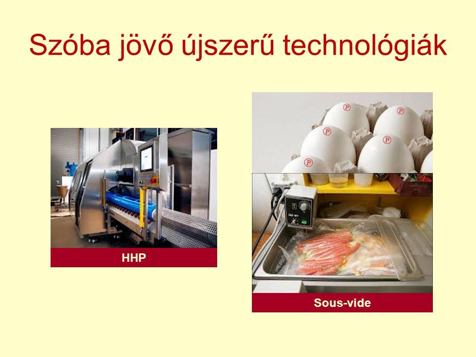 Szóba jövő újszerű technológiák