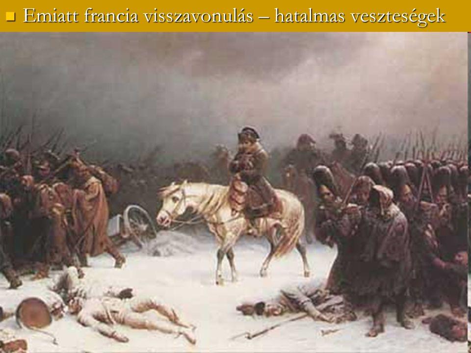 Emiatt francia visszavonulás – hatalmas veszteségek