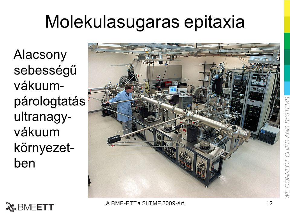 Molekulasugaras epitaxia