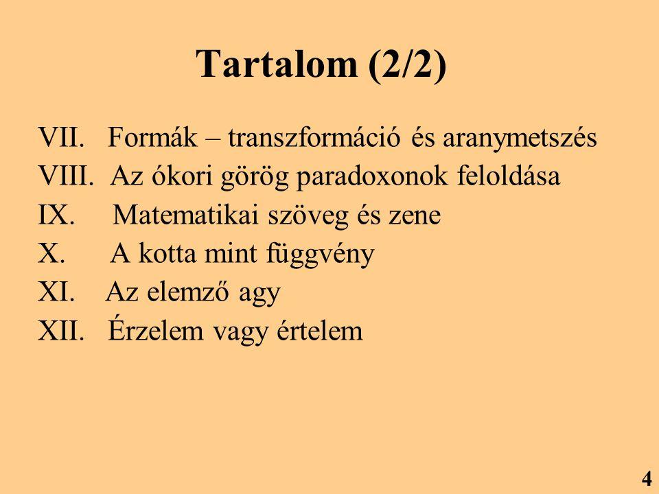 Tartalom (2/2)