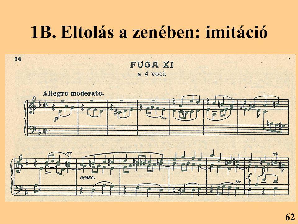 1B. Eltolás a zenében: imitáció