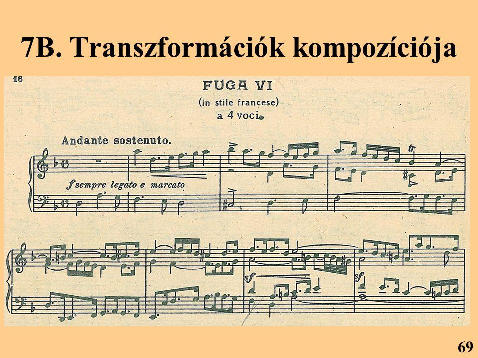 7B. Transzformációk kompozíciója
