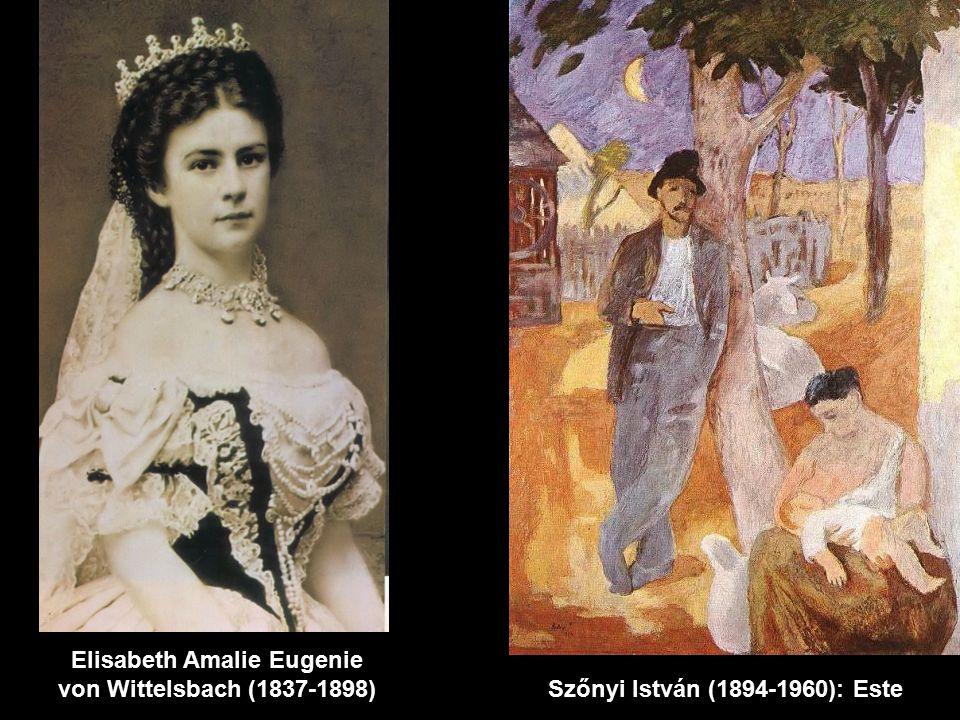 Elisabeth Amalie Eugenie von Wittelsbach (1837-1898)