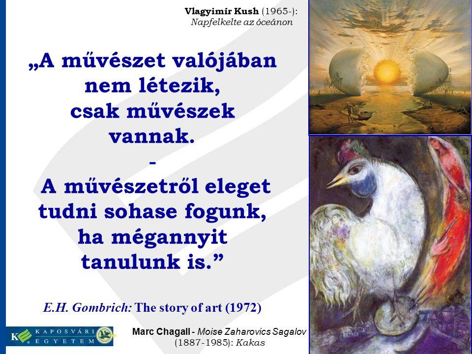 Vlagyimír Kush (1965-): Napfelkelte az óceánon