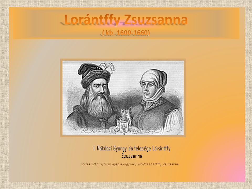 Lorántffy Zsuzsanna ( kb. 1600-1660)