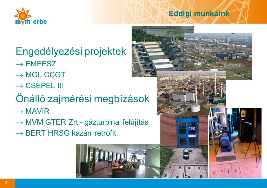 Engedélyezési projektek