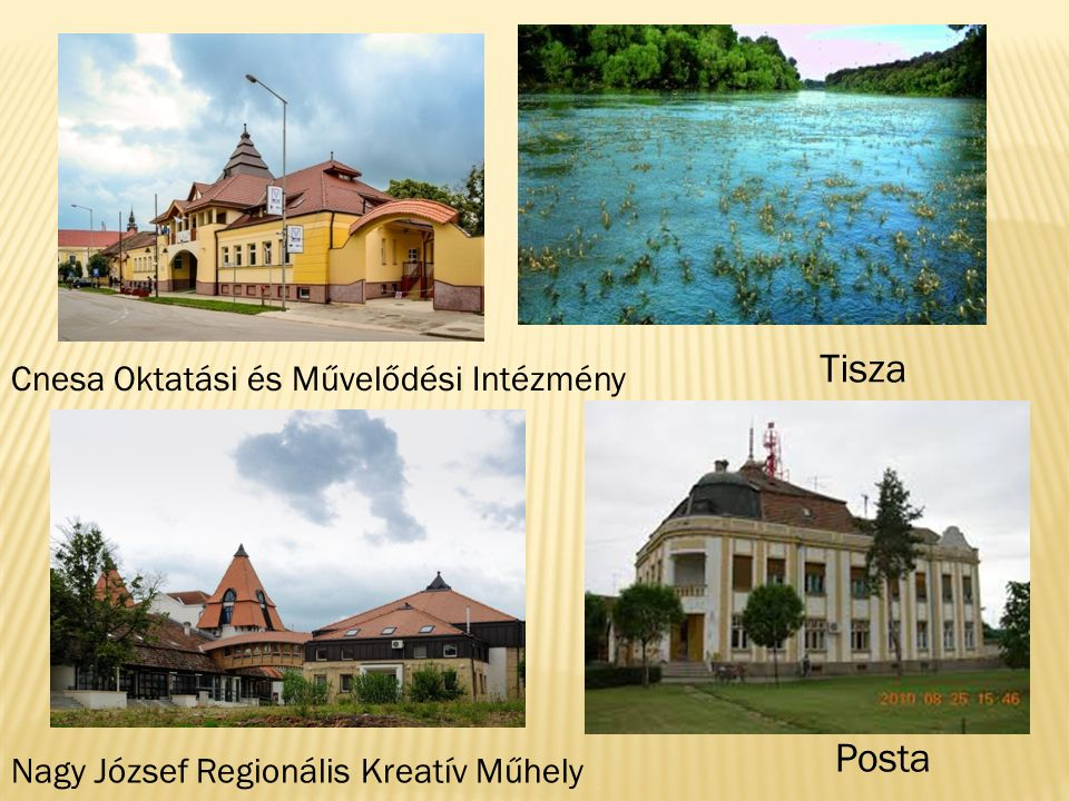 Tisza Posta Cnesa Oktatási és Művelődési Intézmény