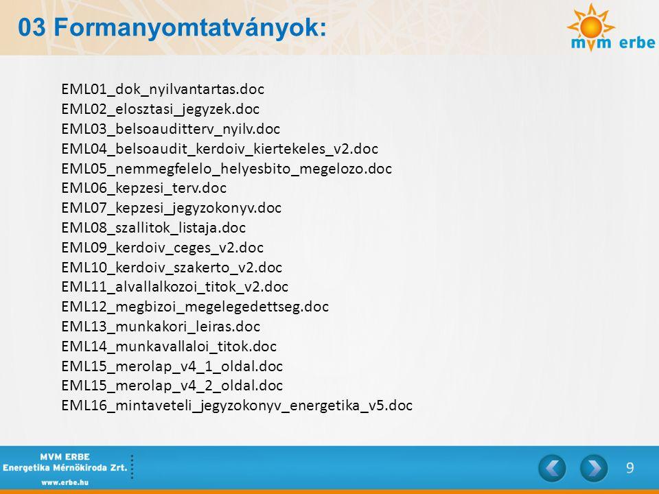 03 Formanyomtatványok: EML01_dok_nyilvantartas.doc