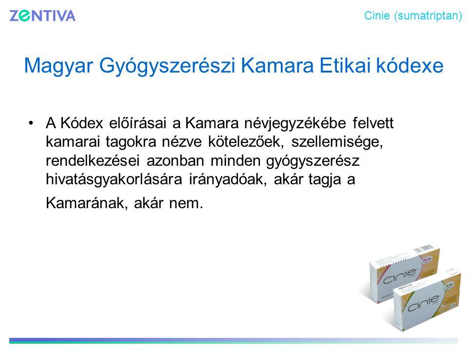 Magyar Gyógyszerészi Kamara Etikai kódexe