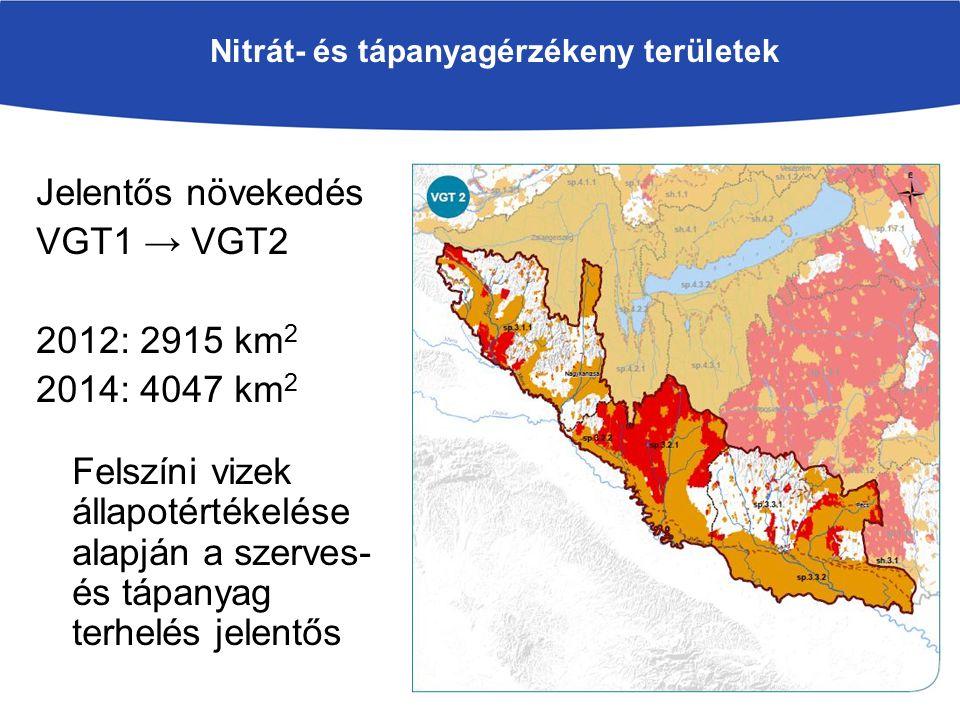 Nitrát- és tápanyagérzékeny területek