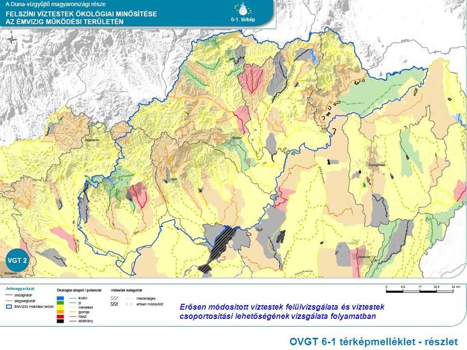 OVGT 6-1 térképmelléklet - részlet