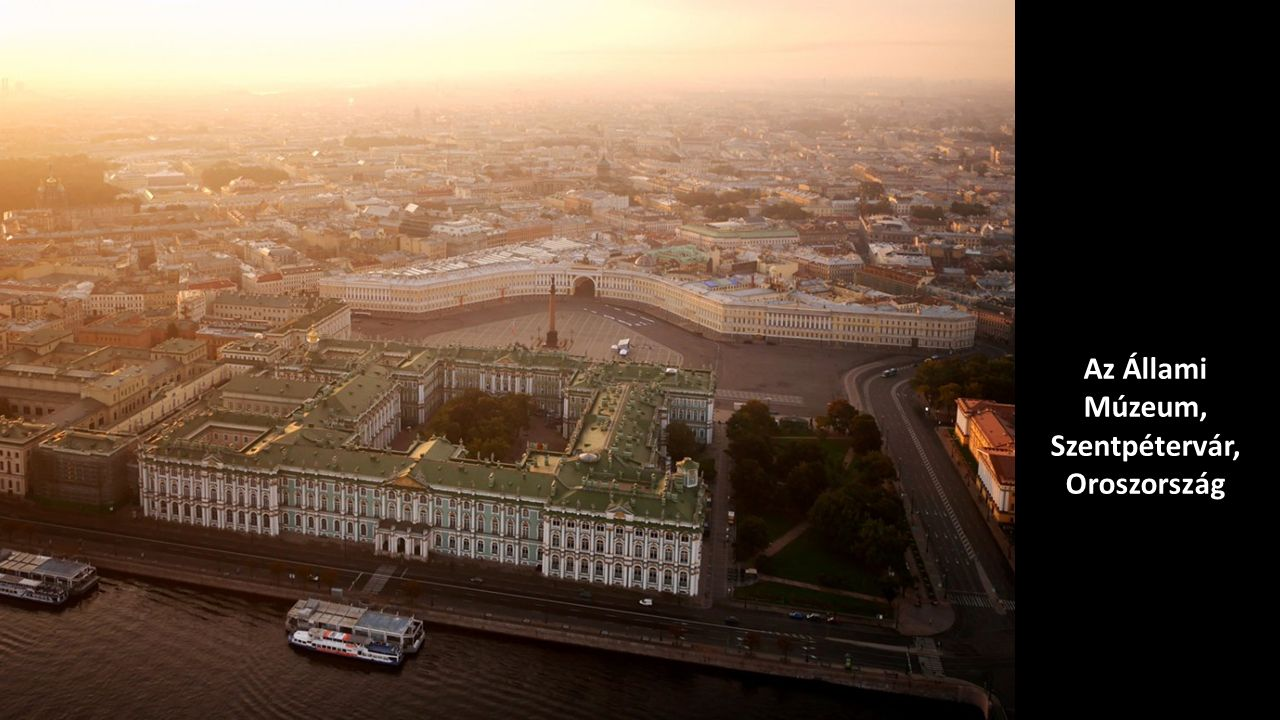 Az Állami Múzeum, Szentpétervár, Oroszország
