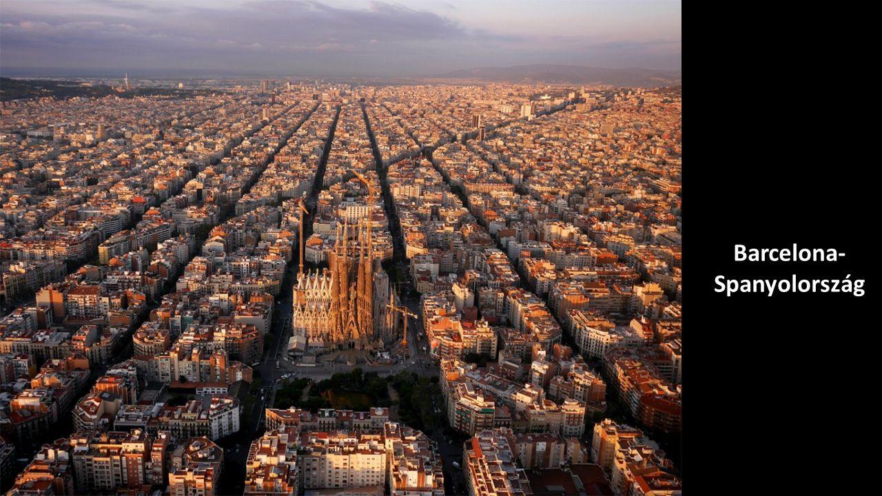 Barcelona- Spanyolország