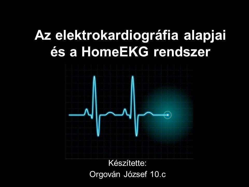 Az elektrokardiográfia alapjai és a HomeEKG rendszer