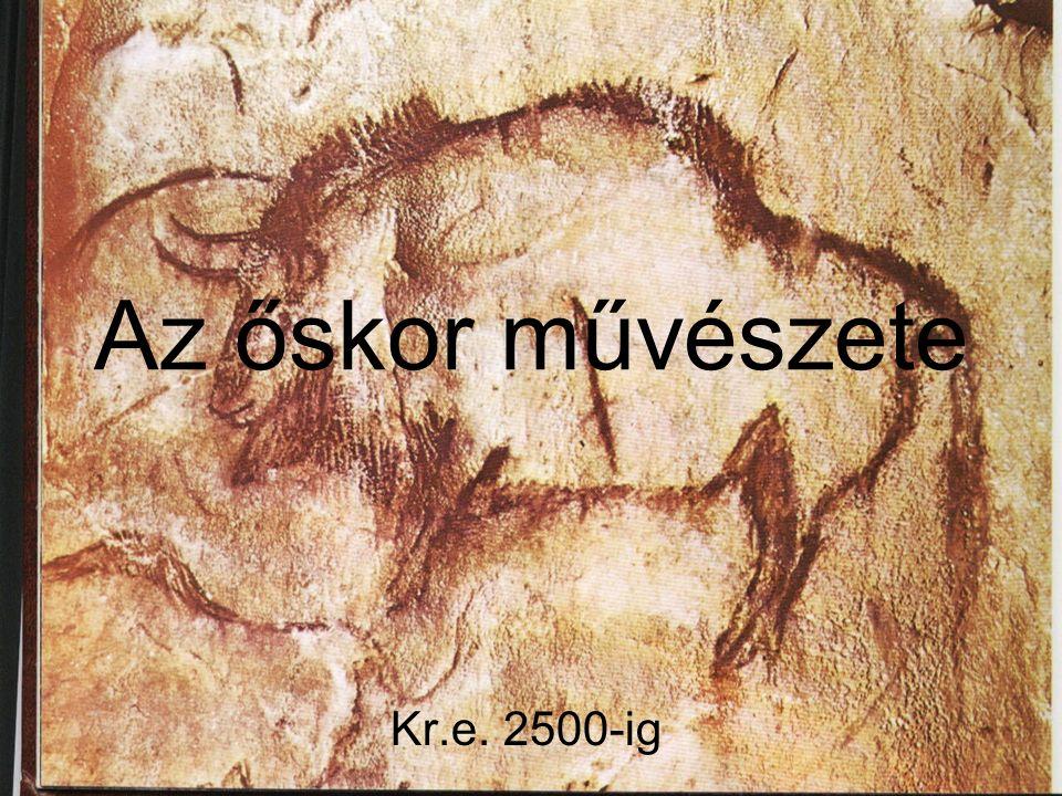 Az őskor művészete Kr.e. 2500-ig