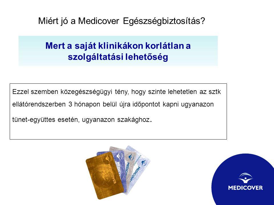 Miért jó a Medicover Egészségbiztosítás