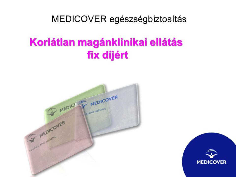 MEDICOVER egészségbiztosítás