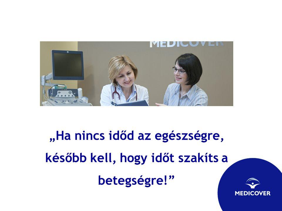 """""""Ha nincs időd az egészségre, később kell, hogy időt szakíts a betegségre!"""