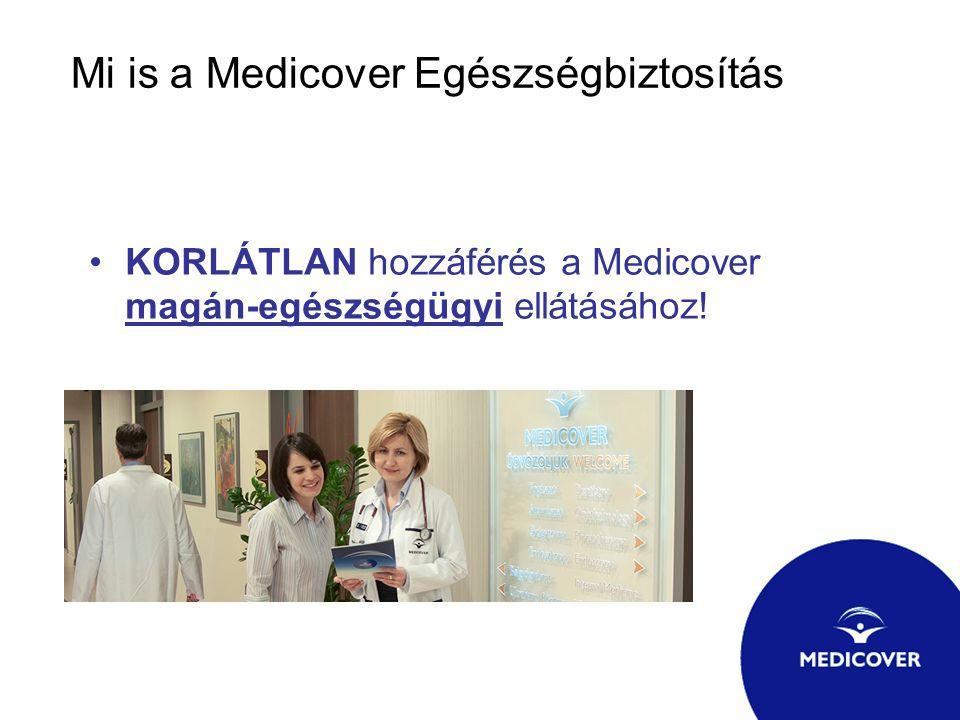 Mi is a Medicover Egészségbiztosítás