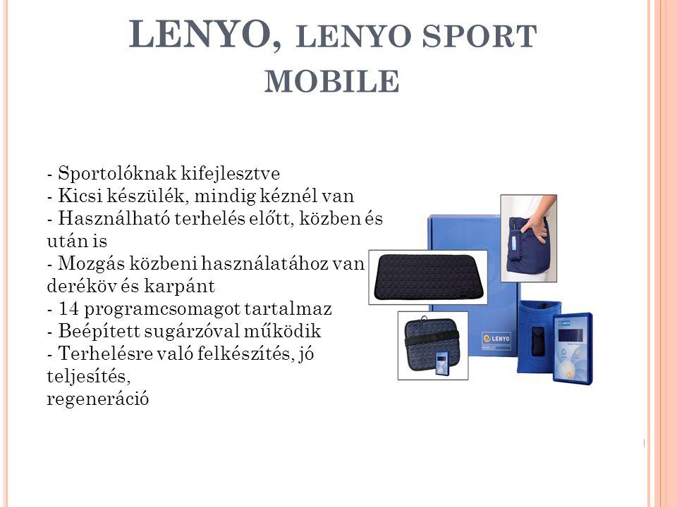 LENYO, lenyo sport mobile