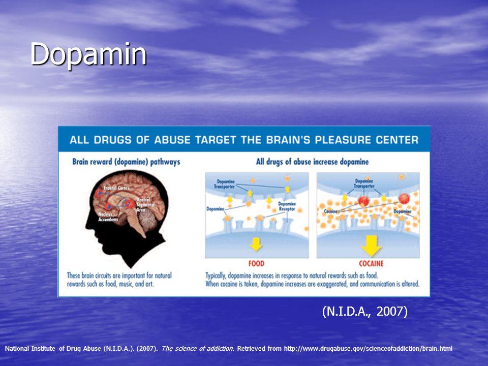 Dopamin (N.I.D.A., 2007)