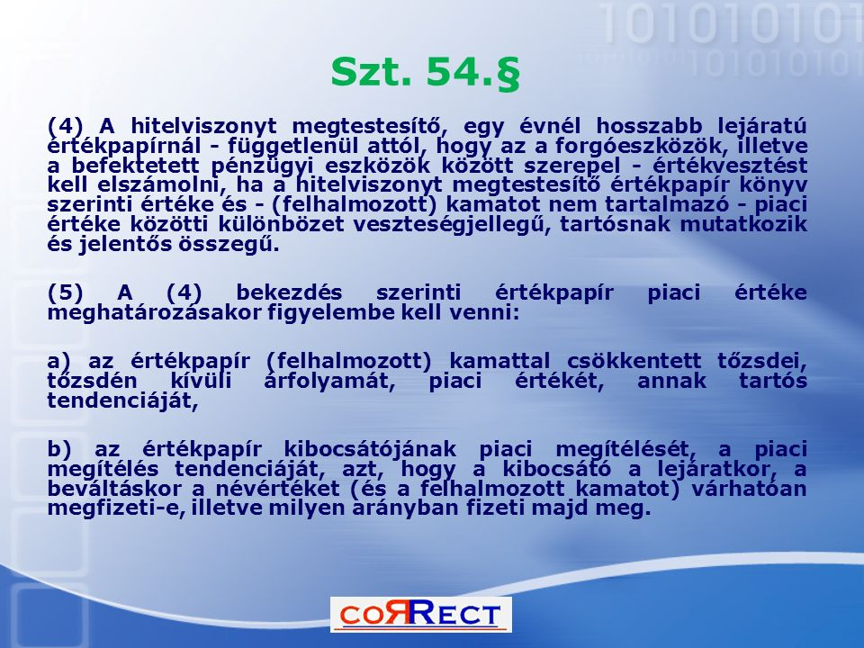Szt. 54.§