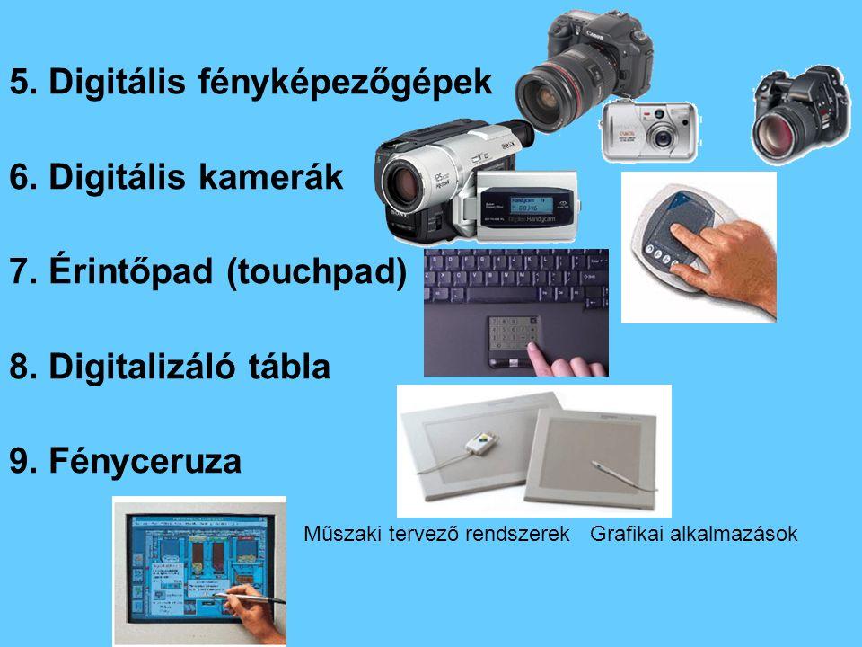 Műszaki tervező rendszerek Grafikai alkalmazások