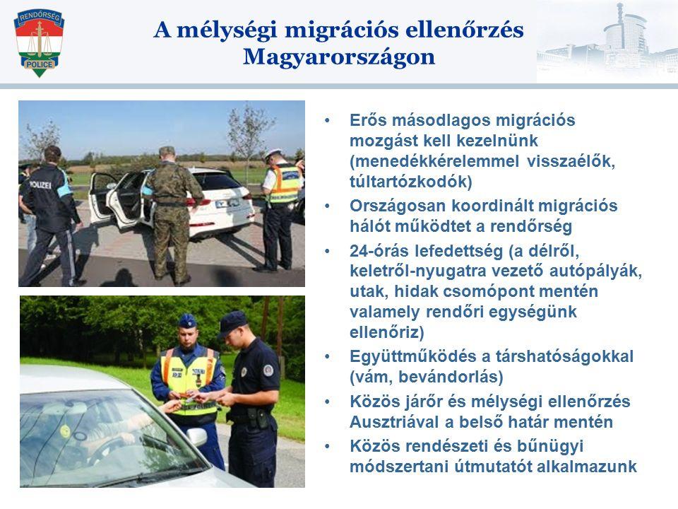 A mélységi migrációs ellenőrzés Magyarországon