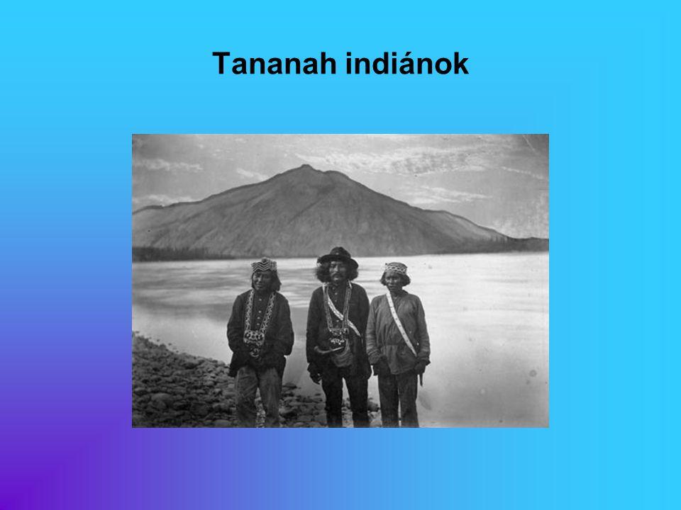 Tananah indiánok Eredeti képaláírás: