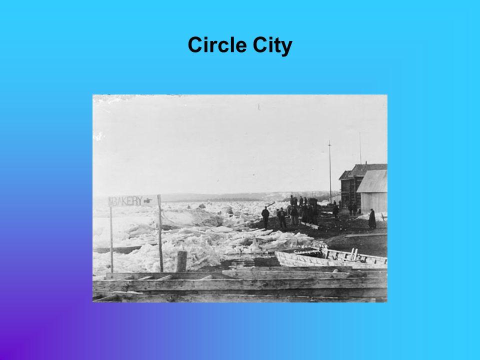 Circle City Eredeti képaláírás: