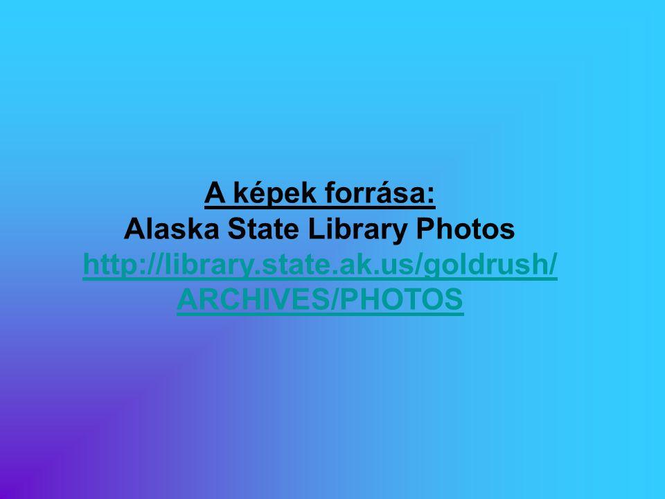 Alaska State Library Photos