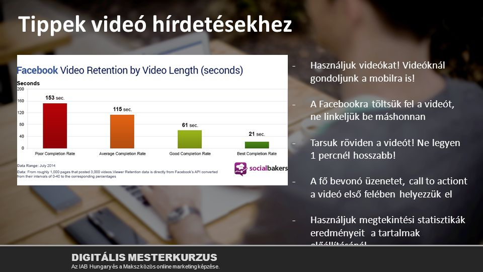 Tippek videó hírdetésekhez