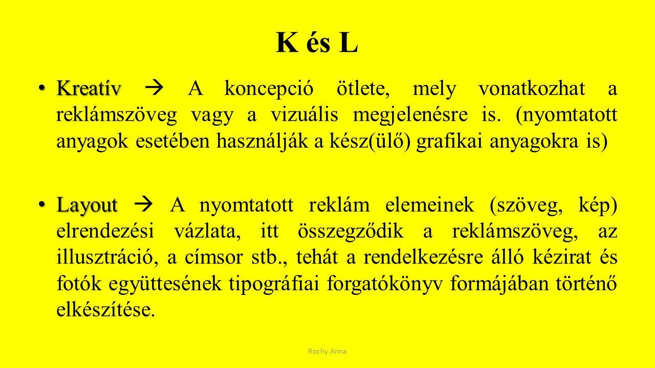 K és L