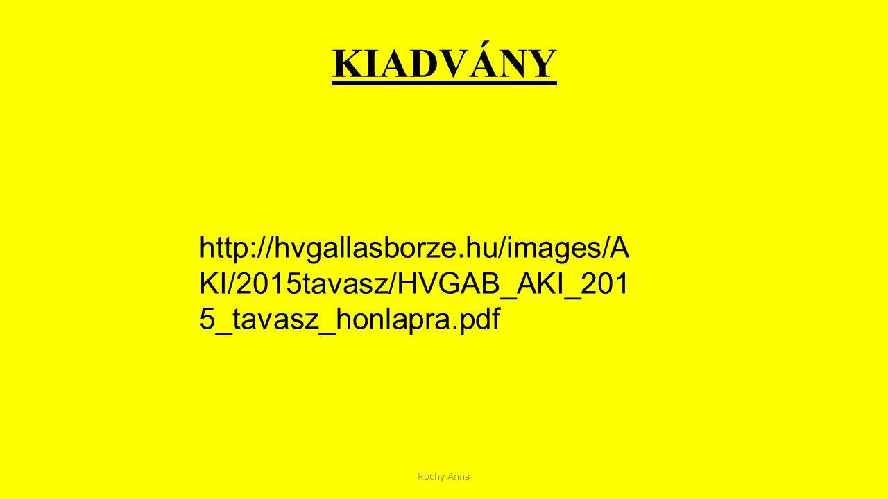 KIADVÁNY http://hvgallasborze.hu/images/AKI/2015tavasz/HVGAB_AKI_2015_tavasz_honlapra.pdf.