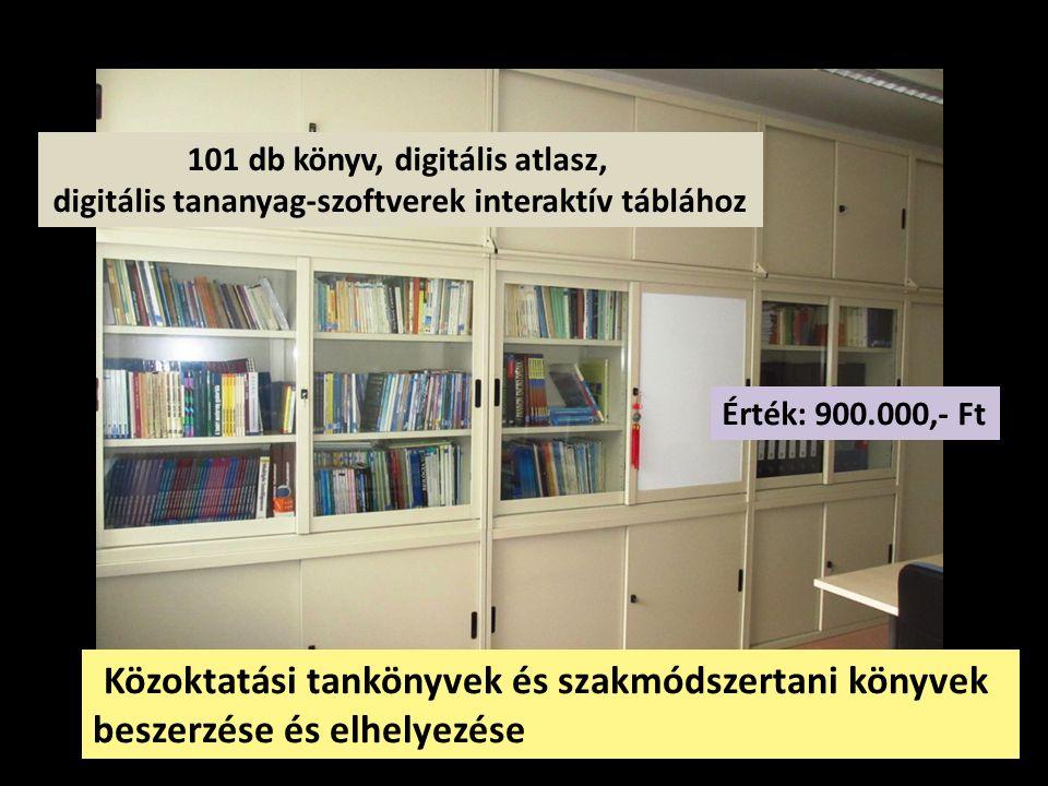 Közoktatási tankönyvek és szakmódszertani könyvek