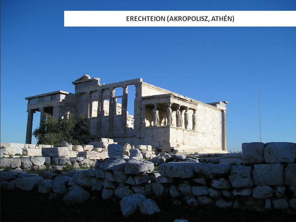 ERECHTEION (AKROPOLISZ, ATHÉN)