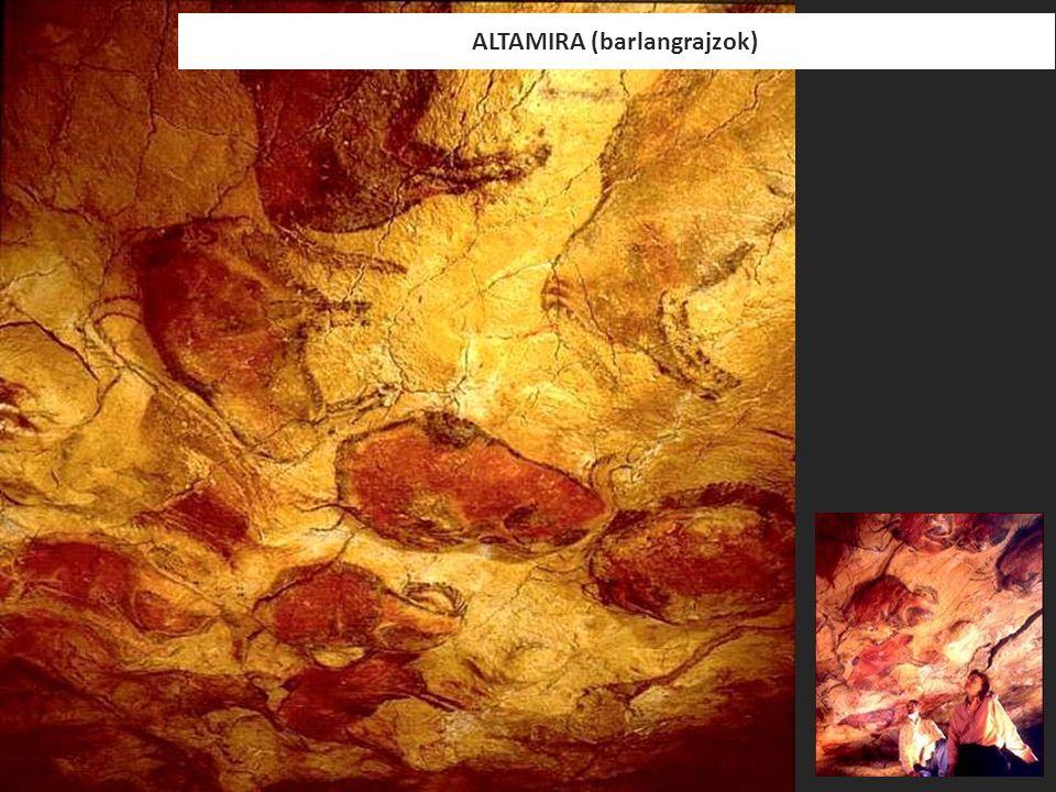 ALTAMIRA (barlangrajzok)