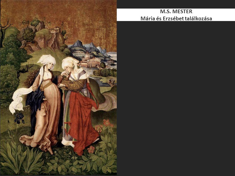Mária és Erzsébet találkozása