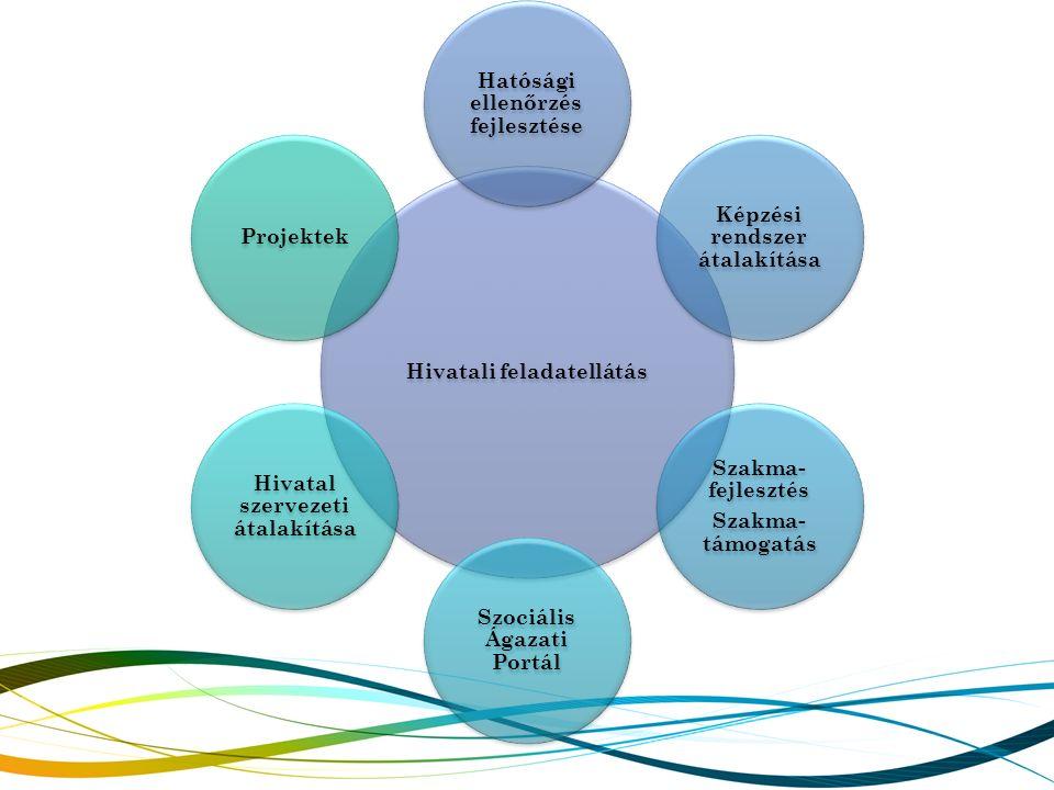 Hivatali feladatellátás Hatósági ellenőrzés fejlesztése