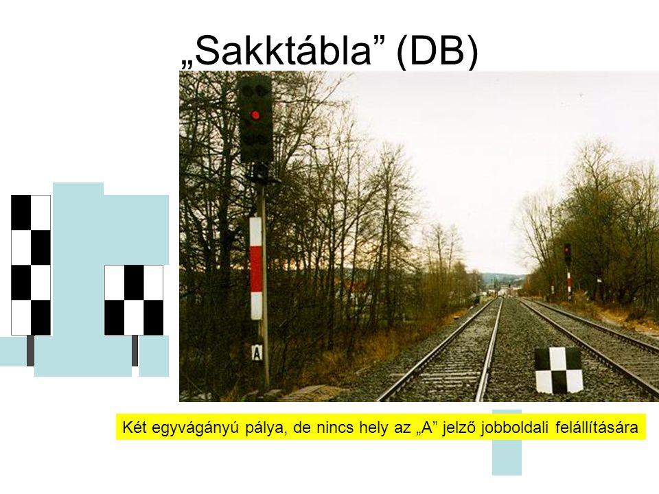 """""""Sakktábla (DB) Eine viereckige Tafel mit schwarz-weißem Schachbrettmuster."""