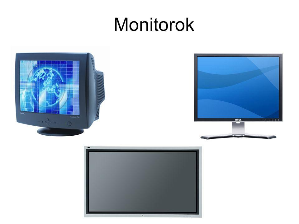 Monitorok