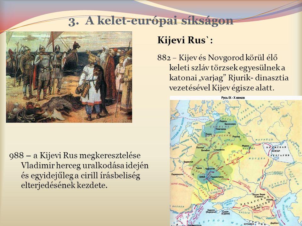A kelet-európai síkságon