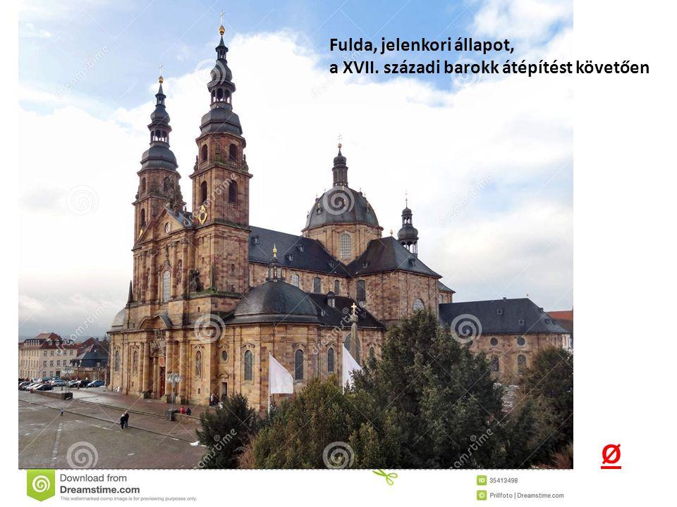 Fulda, jelenkori állapot,