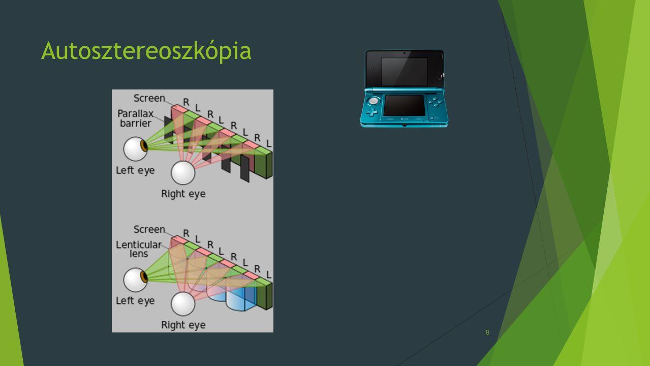 Autosztereoszkópia