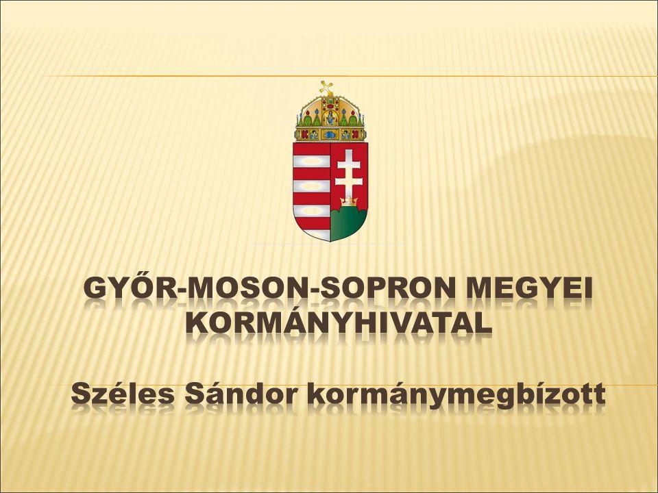 Győr-moson-sopron megyei kormányhivatal Széles Sándor kormánymegbízott