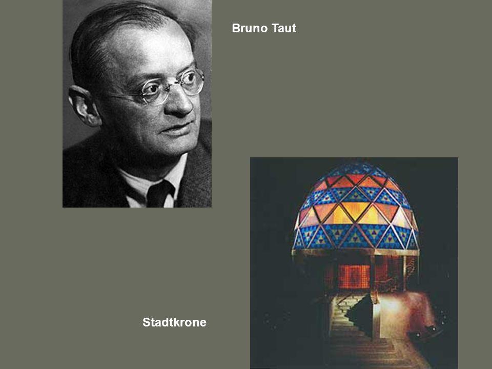 Bruno Taut Stadtkrone