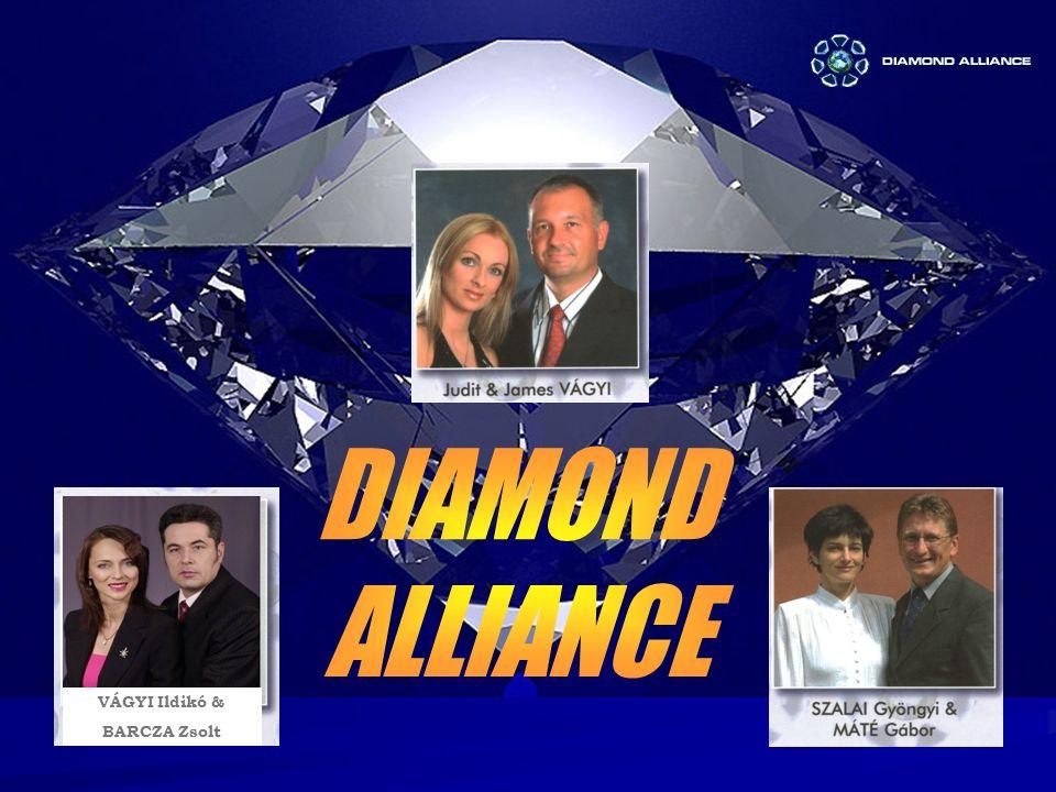 DIAMOND ALLIANCE VÁGYI Ildikó & BARCZA Zsolt