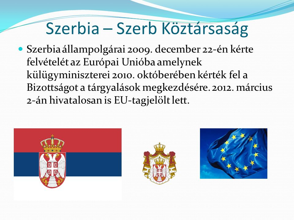 Szerbia – Szerb Köztársaság